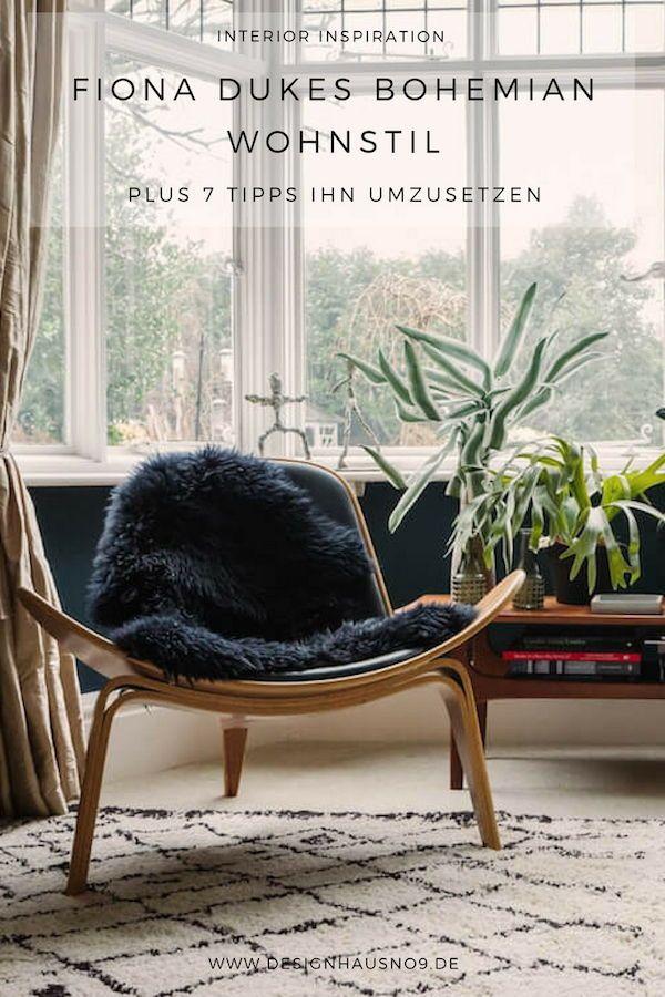 7 Tipps für einen schicken Bohemian Wohnstil Interior Design Ideen