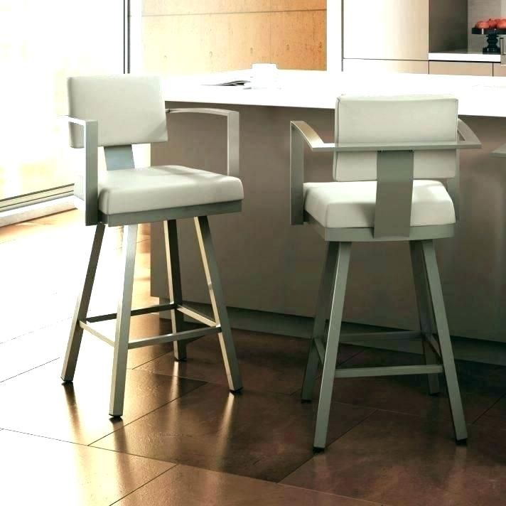 Settle In At The Bar In Style With Our Tractor Seat Counter Stool