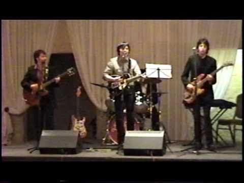 NOWHEREBAND Chile - All my loving (banda tributo beatles) - YouTube