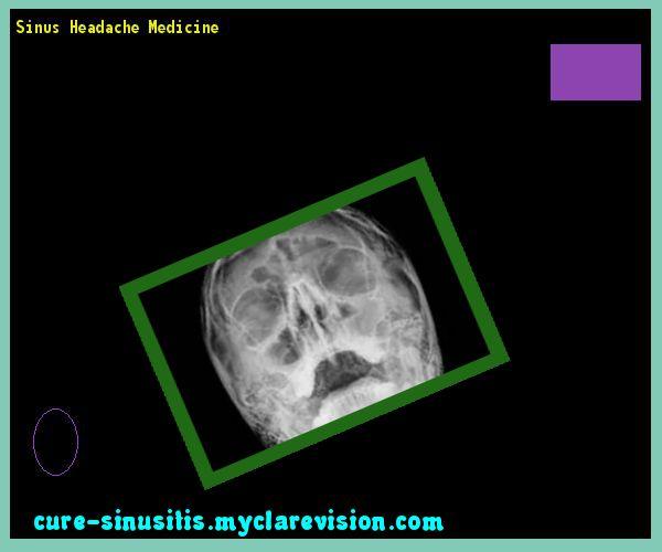 Sinus Headache Medicine 093940 - Cure Sinusitis