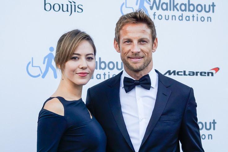 Jenson Button splits with wife Jessica Michibata #JensonButton...: Jenson Button splits with wife Jessica Michibata… #JensonButton
