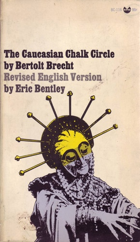 an analysis of the caucasian chalk circle by bertolt brecht Research investigation: what verfremdungs effekts does brecht script in caucasian chalk circle and how effective are these techniques in the dramatic movement of transformation.