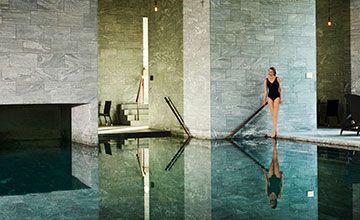 Wellness weekendophold med fantastisk spa og natur på Hotel Vejlefjord - -