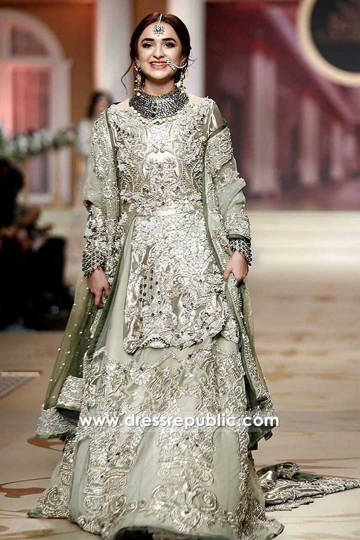 Latest Bridal Gown 2018