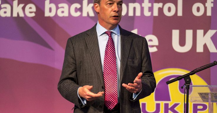 We do so love the UK's Nigel Farage. The British politician who led the charge for #Brexit and has become the most hated man in the European Union is a lion among men in the political world. His bravery, and his willingness to throw caution to the wind while always fighting for what is right should be instructive to us all.