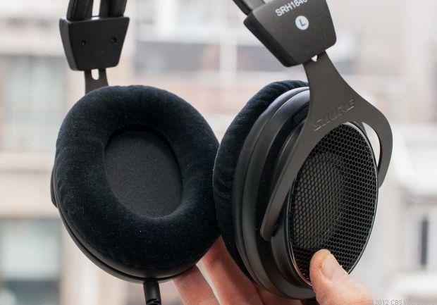 Shure SRH1840 Professional Open Back Headphones Review - Headphones - CNET Reviews