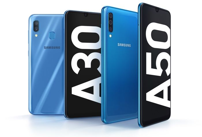 Samsung Galaxy A50 And Galaxy S30 Smartphones Revealed Last Week