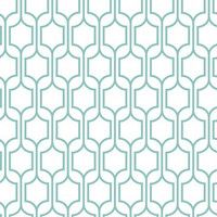 "Bistro 750 33' x 21"" Trellis Wallpaper"