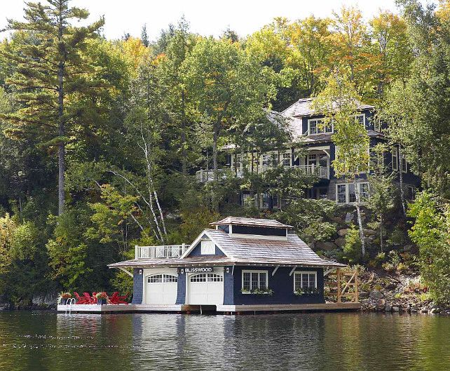 From my childhood, looks like my grandmother's cottage & boathouse on Finley Lake.  Good times