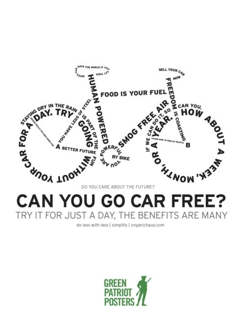 Can you go car free?