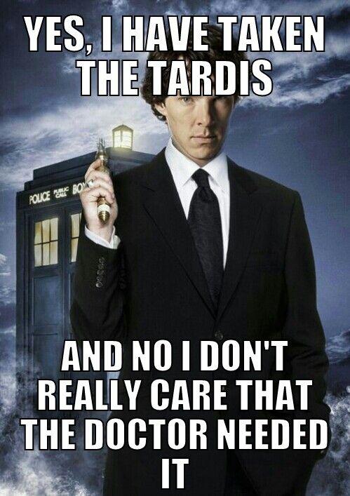 My sherlock doctor who meme Stories Sherlock Holmes
