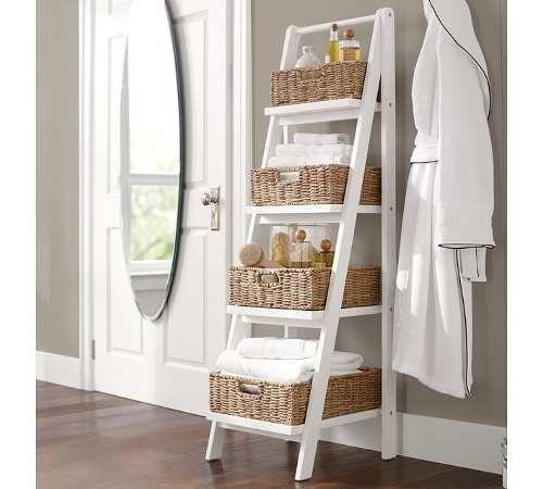 Muebles Para Baño Laqueados:organizador de baño , estantería de baño , laqueados