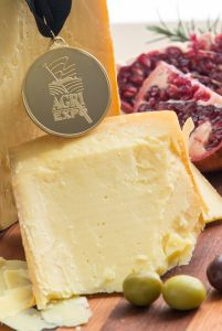 Klein River Cheese Grana (a slow-matured, hard cheese), produced by Klein River Cheese outside Stanford in the Cape, earned the most coveted honour of being named 2014 Product of the Year at the DuPont Qualité Awards last night. The cheese is typically strong, yet fruity and has a slightly sweet flavour and granular texture.