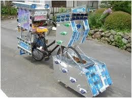 TechoTRON Bicycle