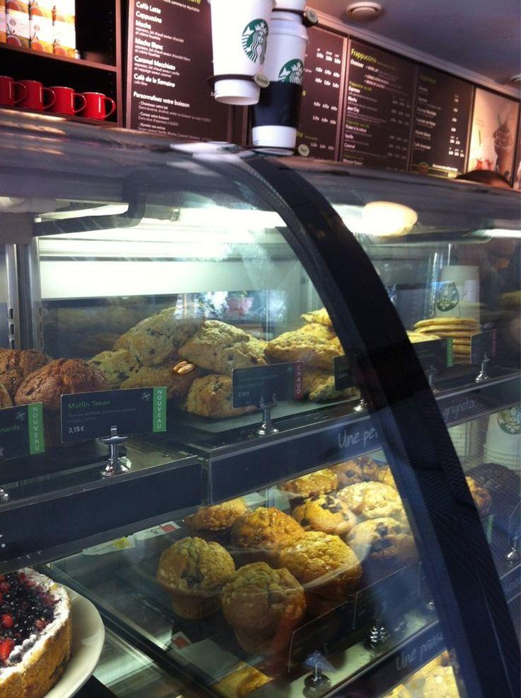 Starbucks Coffee Versailles