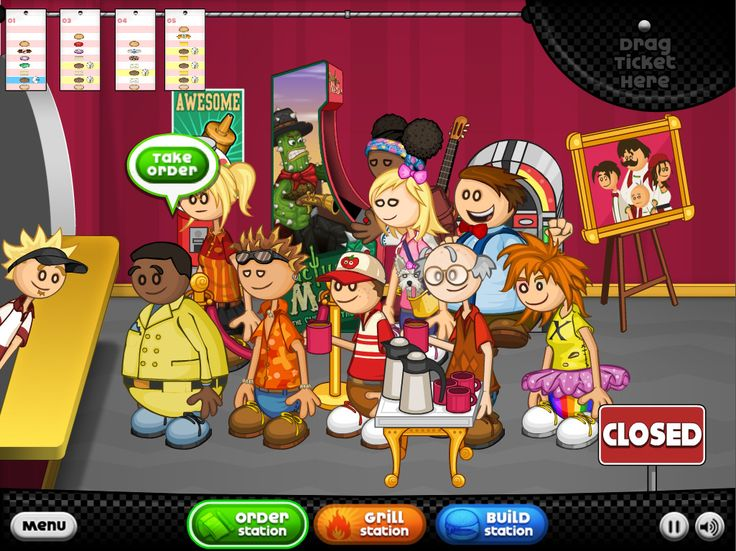 Play Free Online Games Restaurant