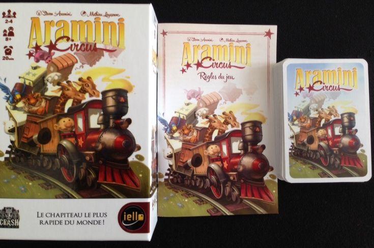 Aramini Circus : Le Train le plus choupi du monde ?