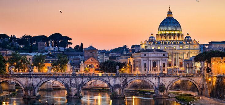 Italien, Rom + Venedig