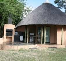Skukuza Restcamp - Kruger National Park