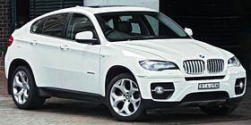 BMW X6 - All I want for Christmas.....