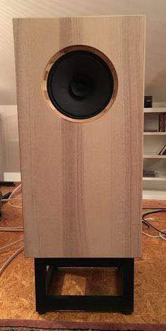 open baffle speakers - Google Search