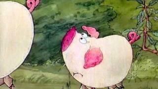 Piggeldy & Frederick - Der Geburtstag, via YouTube.