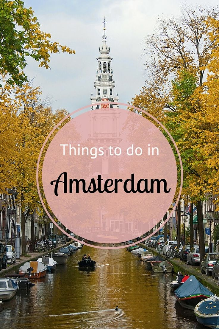Insider tips on the best things to do in Amsterdam. Plus find out where to eat, drink, sleep, shop and much more!