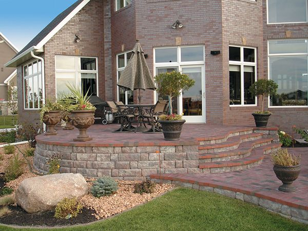 25 best raised patios images on pinterest | raised patio ... - Raised Concrete Patio Ideas