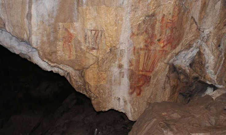 There were no camels in the Ural Mountains during the Upper Paleolithic era and yet, scientists have discovered a cave painting of the animal in the Kapova cave that is located in Southern Urals. Painted in red ochre and partially outlined with charcoal, the image is preliminary estimated to be between 14,500 and 37,700 years.