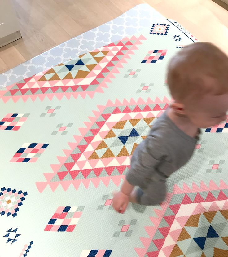The Pieces Non Toxic, Reversible Baby Play Mats Www.playwithpieces.com Nice Design