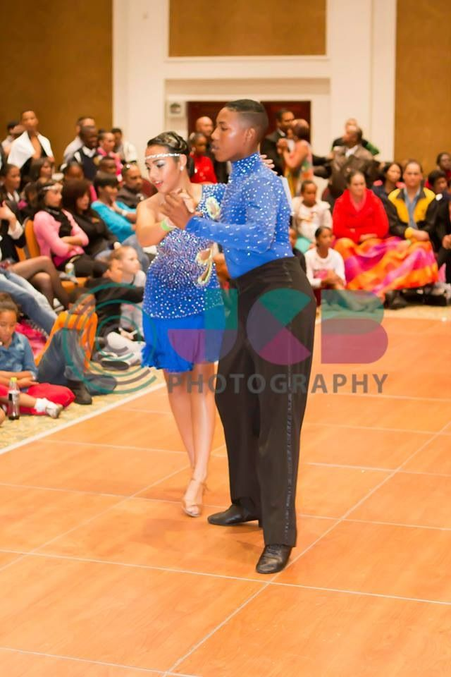 Ballroom dance champs at Grand West Casino end April2015 on a Savannah Connecta-Floor