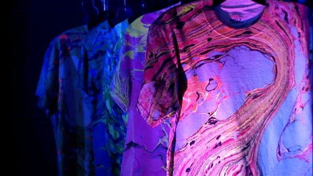 Brad Lawrence, CCS Fine Arts alumnus, was recently featured on Fox News Detroit for the work he's doing with his company, BL Visuals. He creates one-of-a-kind, ultra violet artwork and apparel.