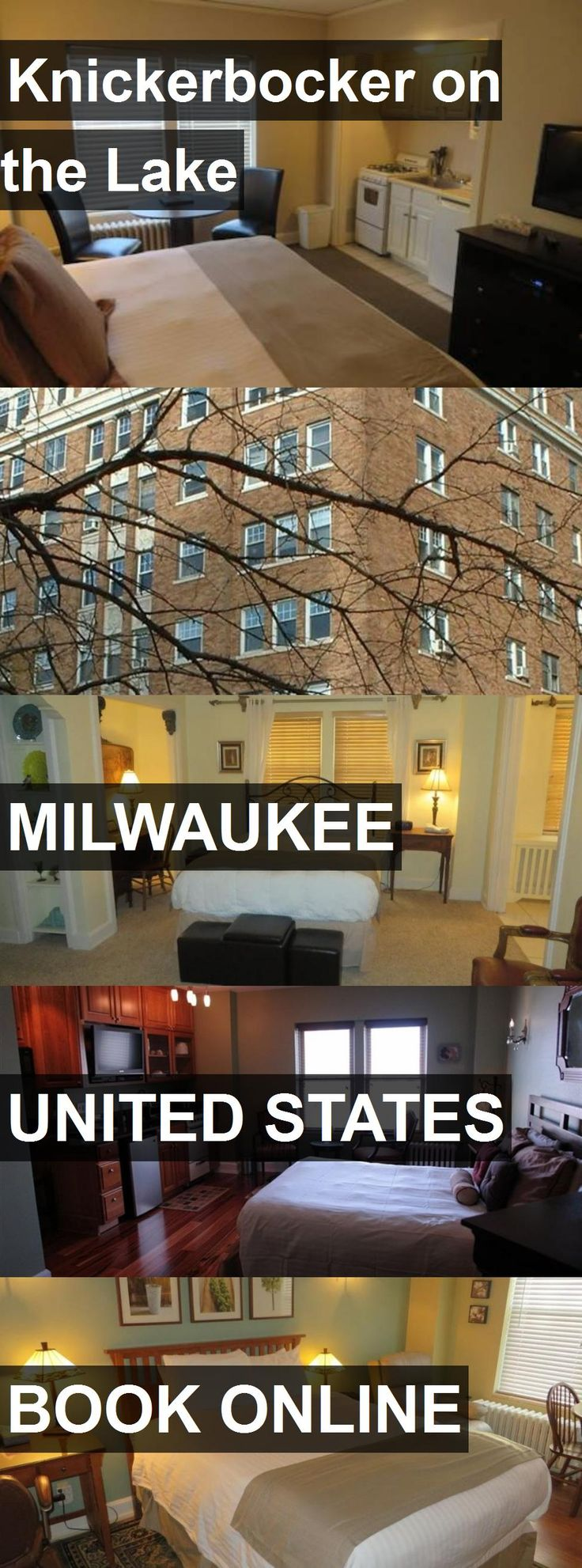 Hotel Knickerbocker on the Lake in Milwaukee, United States. For more information, photos, reviews and best prices please follow the link. #UnitedStates #Milwaukee #travel #vacation #hotel