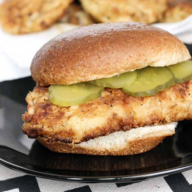 Copycat Chick-Fil-A Sandwich   Skinny Mom   Where Moms Get The Skinny On Healthy Living