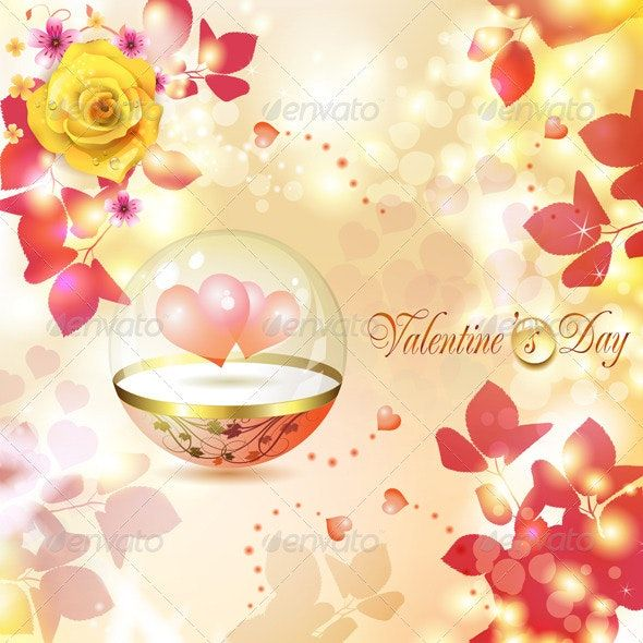 Valentinstagskarte   – Wallpapers Cute
