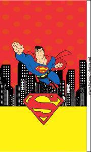 Superman Free Printable Mini Kit.