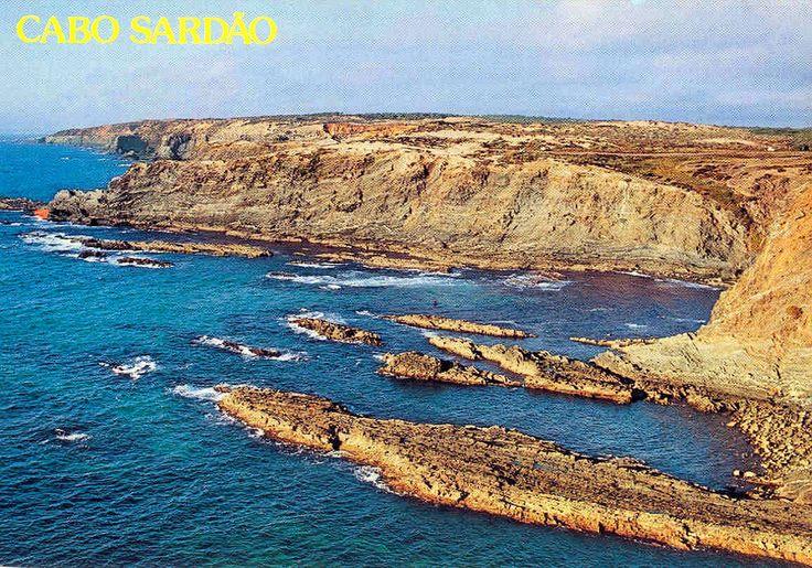Odemira - Cabo Sardão #Portugal