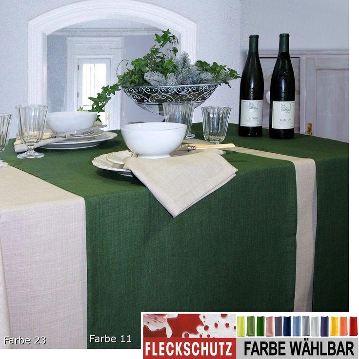 49 best tischw sche mit fleckschutz images on pinterest blankets loft and loft apartments. Black Bedroom Furniture Sets. Home Design Ideas