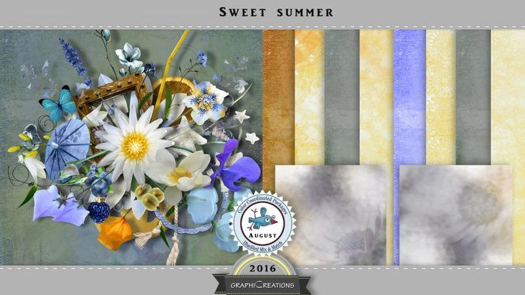 Sweet summer by Graphic Creations