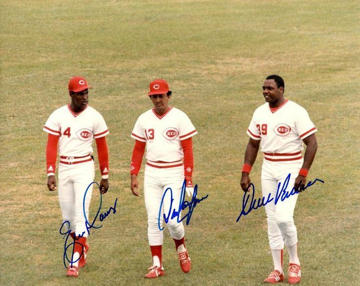 Eric Davis Cincinnati Reds