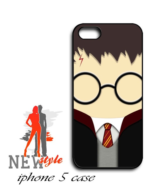 iphone 5 case  Cute Kawaii Harry Potter  iphone by NewStyleDesign, $16.00
