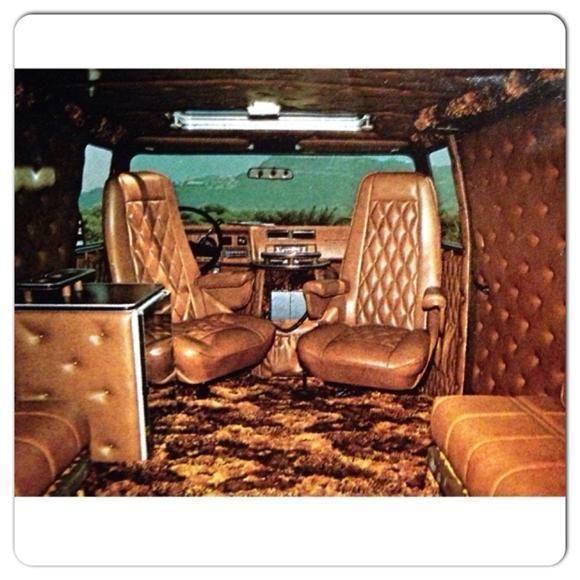 V8-VAN-INTERIOR-IDEAS - Custom V8 Van Conversion
