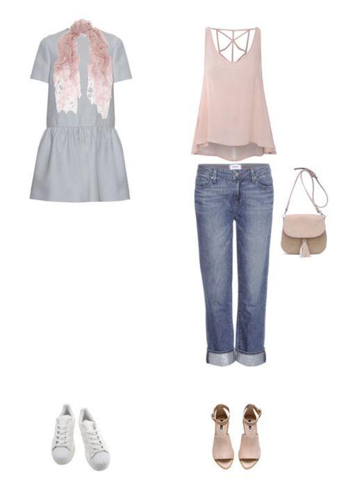 une box de vêtements et d'accessoires spécialement sélectionnés pour vous