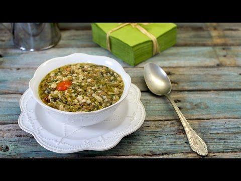 Zuppa di legumi   Ricetta facile - Il Goloso Mangiar Sano