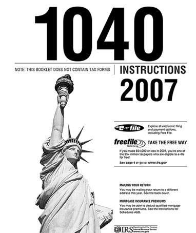 Lady Liberty & Taxes