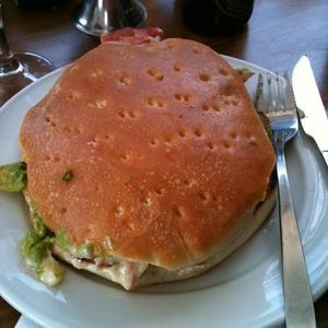 Lomo Italiano @ Café Danes. Yummy! #cafedanes #puertovaras