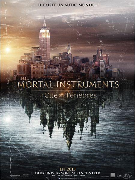 The Mortal Instruments : La Cité des ténèbres - 18 sept