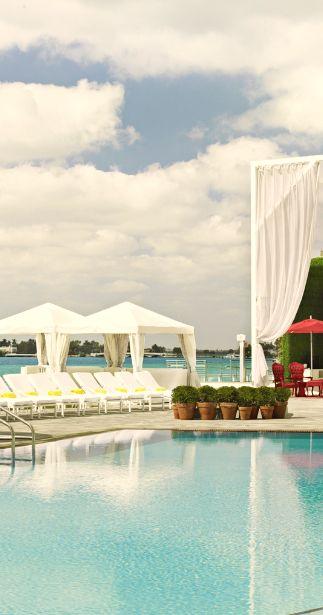 #Jetsetter Daily Moment of Zen: Mondrian South Beach in Miami Beach, #Florida