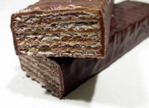Φτιάξτε σπιτικές σοκολατένιες γκοφρέτες!