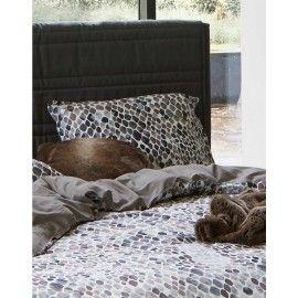 Lilah sengetøj - Beige - Ekstra bred & ekstra lang